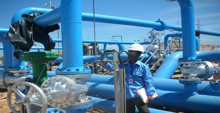 Duri Central Injection Facility